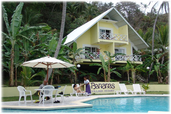 Colon Bananas Village Resort Isla Grande