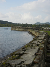 colon portobelo fort wall