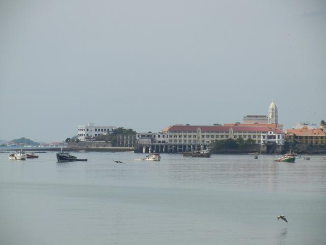 Panama Casco Viejo Bay