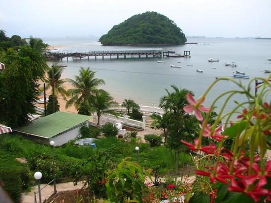 Panama Isla Tobagao