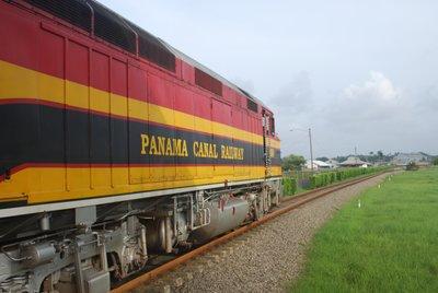 Colon Panama Rail