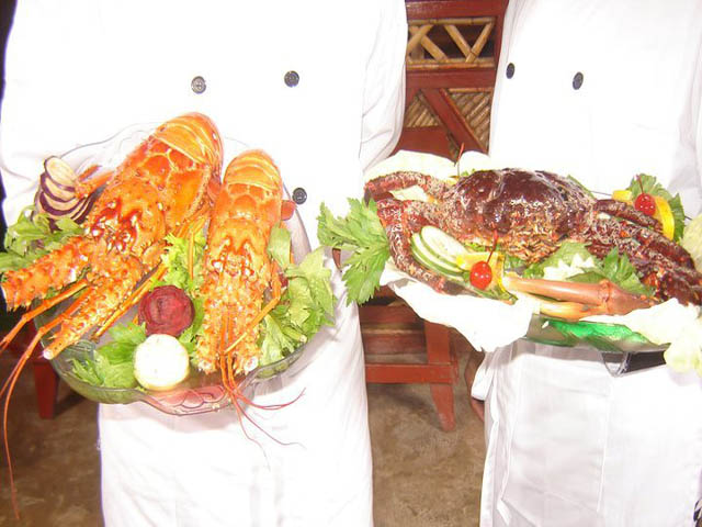 akwadup-lodge-san-blas-islands-panama-sea-food