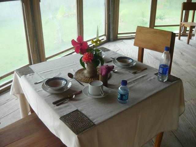 akwadup-lodge-san-blas-islands-panama-table-food
