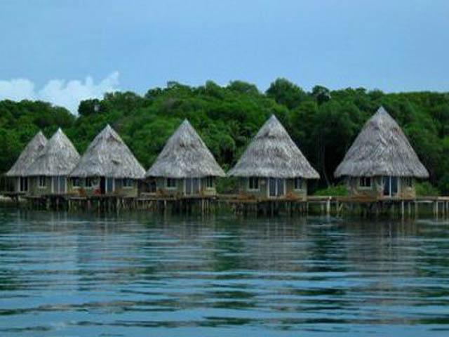 C Eco Lodge Hotel San Blas Islands Panama