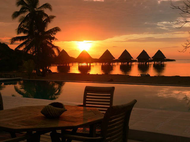 coral-eco-lodge-hotel-san-blas-islands-panama-sunset