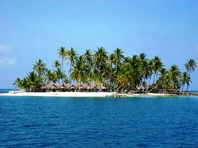 Cabanas Kuanidup San Blas Islands Panama