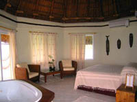 Private Rooms at Coral Eco Lodge