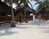 Tipycal Cabanas at Dad Ibe Lodge
