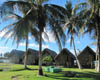 Dolphin Lodge in San Blas Islands