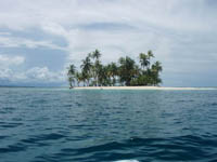 Hotel Yandup, Isla Pelicanos