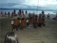 Live Kuna Culture at Cabanas Isla Aguja