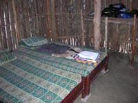 Cabanas Kuanidup, habitaciones privadas