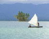 Sailing in San Blas Beaches