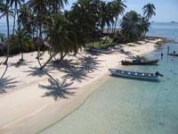Hermosas playas en Cabañas Kuanidup
