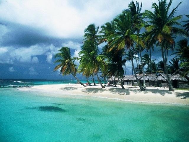 Cabañas Kuanidup en San Blas Islass