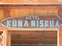 Welcome to Kuna Niskua Lodge