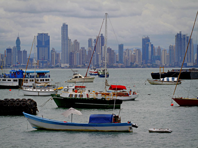 Bay Of Panama