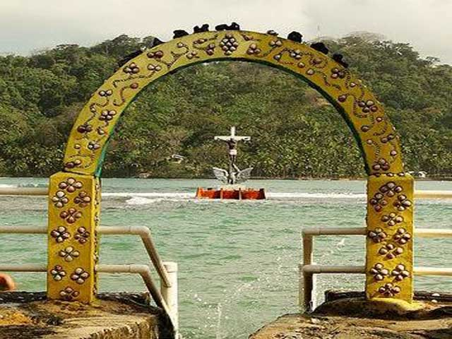 Isla Grande Black Christ