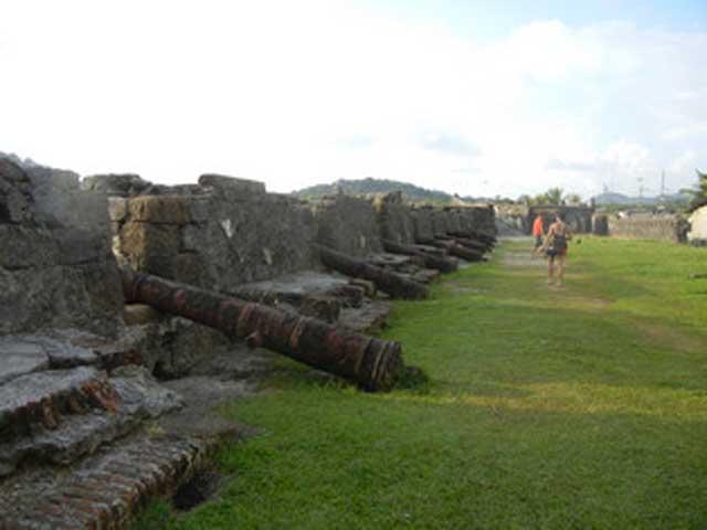 Fuerte San Jeronimo Portobelo