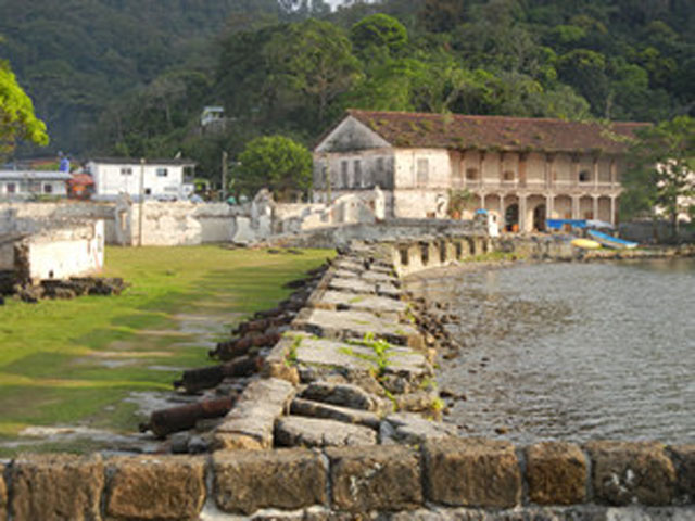 Portobelo Customs House