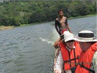 Embera Canoa Trip