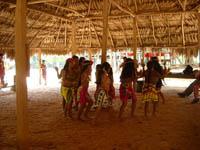 Snake Embera Dance