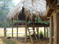 Typical Embera Place