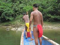 Finishing Canoe Trip