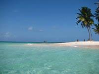 Isla Perro, buen lugar para Snorkeling