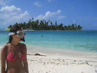 Tiempo para Snorkeling