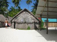 Tipica casa Kuna