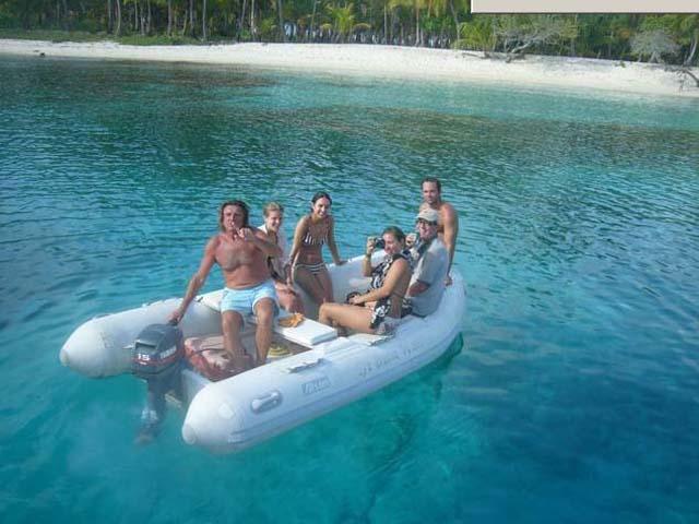 Sailing-Panama-Cartagena-San-Blas-buon-vento-little-boat