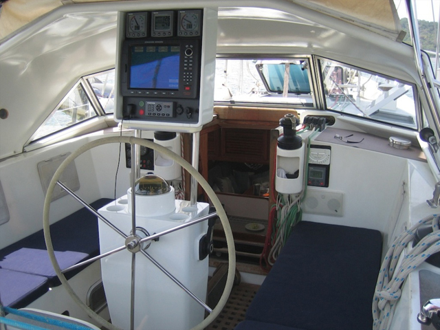 Sailing-Panama-Cartagena-San-Blas-mintaka-cockpit