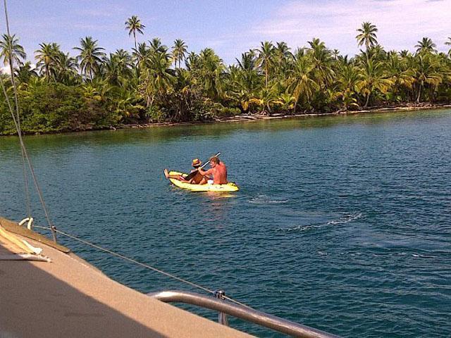 Sailing-Panama-Cartagena-San-Blas-sailing-koalakayacks