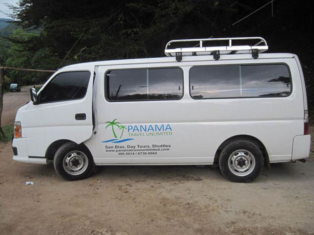 Tocumen Airport Shuttle Service Panama City Panama