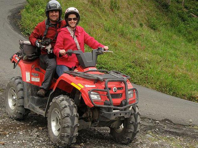 ATV Volcano Tour