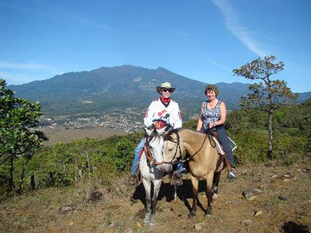 Horses & Hot Springs