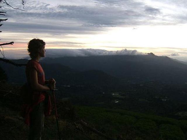 Baru Volcano Jeep Tour