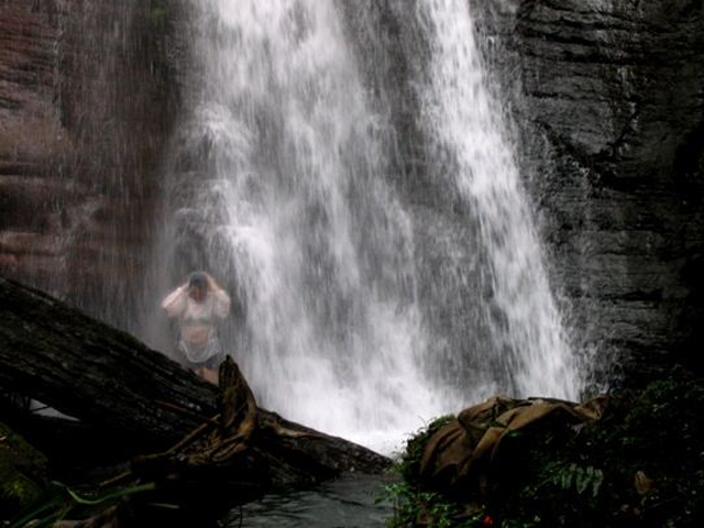 Boquete Waterfall Trail