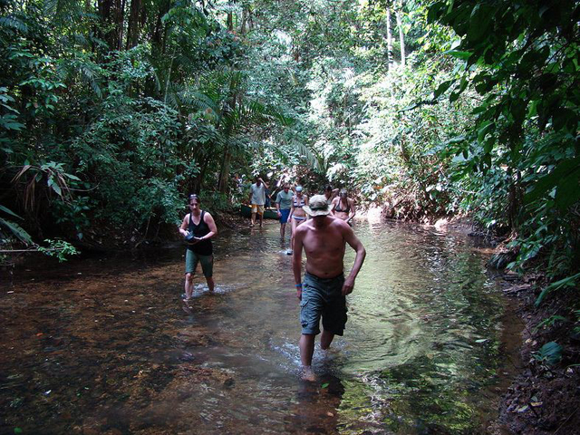 panama-Canal-Jungle-Day-Tour-walking