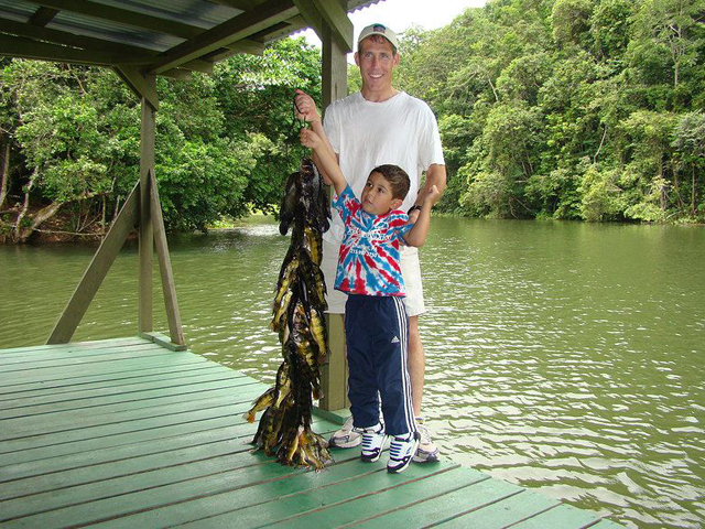 Panama Lake Fishing Tour