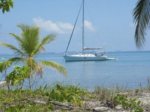 Sailing-Panama-Cartagena-San-Blas-the boat