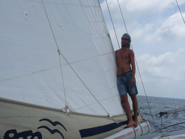 Sailing-Panama-Cartagena-San-Blas-the-captain