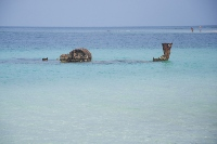 Isla Perro Shipwreck