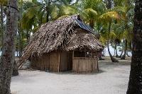 Cabanas on Isla Perro