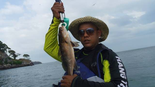 Panama Kayak Fishing Tour