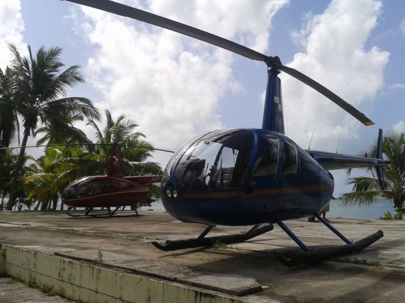 Helicopter Tours  Panama Travel Unlimited