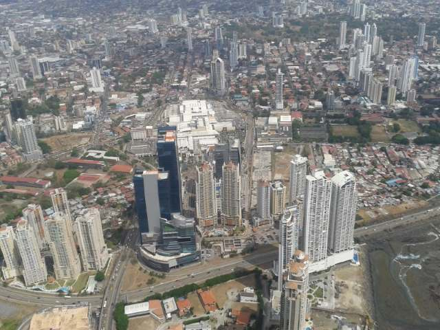 Panama Helicopter Tours